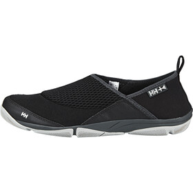 Helly Hansen Watermoc 2 Shoes Men jet black / ebony / new light gry